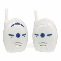 Nanny Baby Sitter Portable 2 4 GHz Digital Audio Baby Monitor Sensitive Transmission Two Way Talk