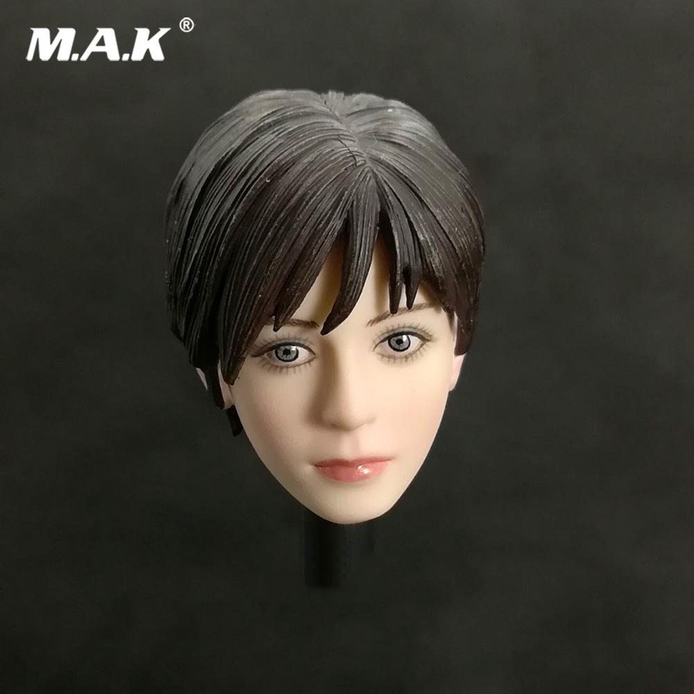 Ourworld 1/6 Scale Rebecca Chambers head sculpt Figure head model Collection for 12 pale body Action Figure Doll enterbay 1 6 scale doll model 12 action figure doll bruce lee in the big boss with tow head collection model toy