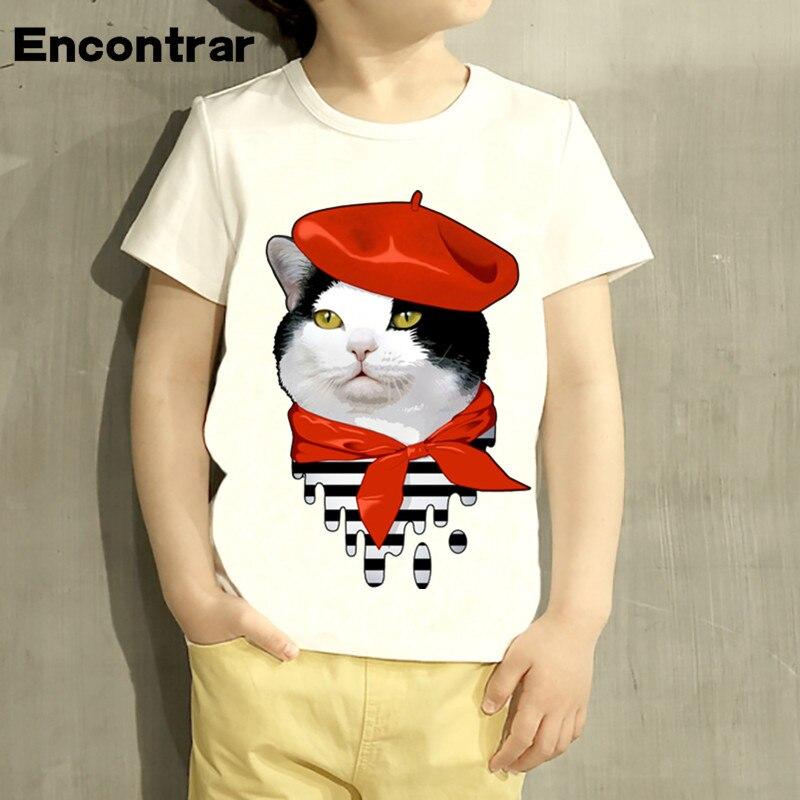 Los niños de los Pandas diseño camiseta niños/niñas gran Casual Tops de manga corta niños lindo camiseta ooo2283