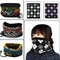 남자 여자 겨울 따뜻한 양 털 두건 스카프 듀얼 사용 매직 튜브 headscarf 사이클링 야외 스포츠 모자를 쓰고 있죠 크리스마스 선물 -