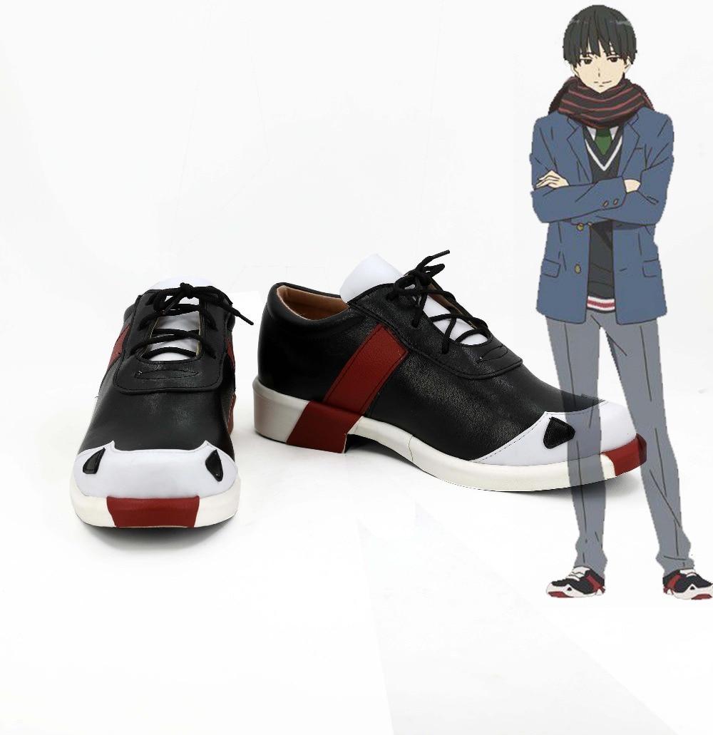 Kyokai no Kanata Nase Hiroomi Cosplay Boots Shoes For ...
