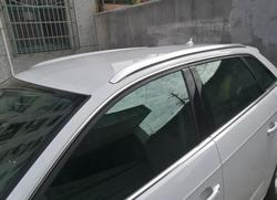 High quality silver oem factory style aluminum side roof rack rail bar for audi a3 hatchback.jpg 250x250