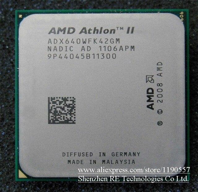 AMD ATHLON 2 X4 640 WINDOWS 7 DRIVER DOWNLOAD