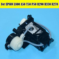 1 PC 100 NEW Original Capping Station Pump Assembly For EPSON L800 L801 A50 P50 T50
