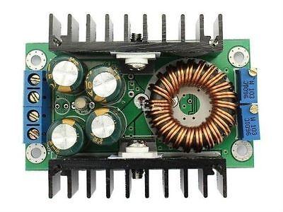 DC-DC Adjustable Voltage CC CV Buck Converter 7-32V To 0.8-28V 12A 300W 12V/5V