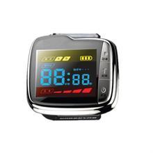 цены на Low level laser therapy wrist watch blood pressure monitor diabetes treatment device  в интернет-магазинах
