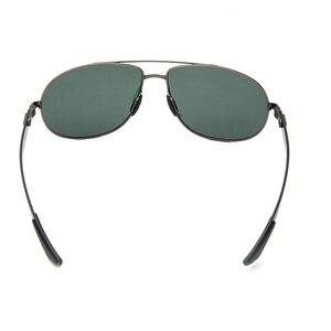 Image 4 - מתכת מסגרת שלג משקפיים באיכות סופר אור אביב רגליים משקפי שמש מקוטב מותג איכות זכר/נקבה משקפי שמש 8112Y