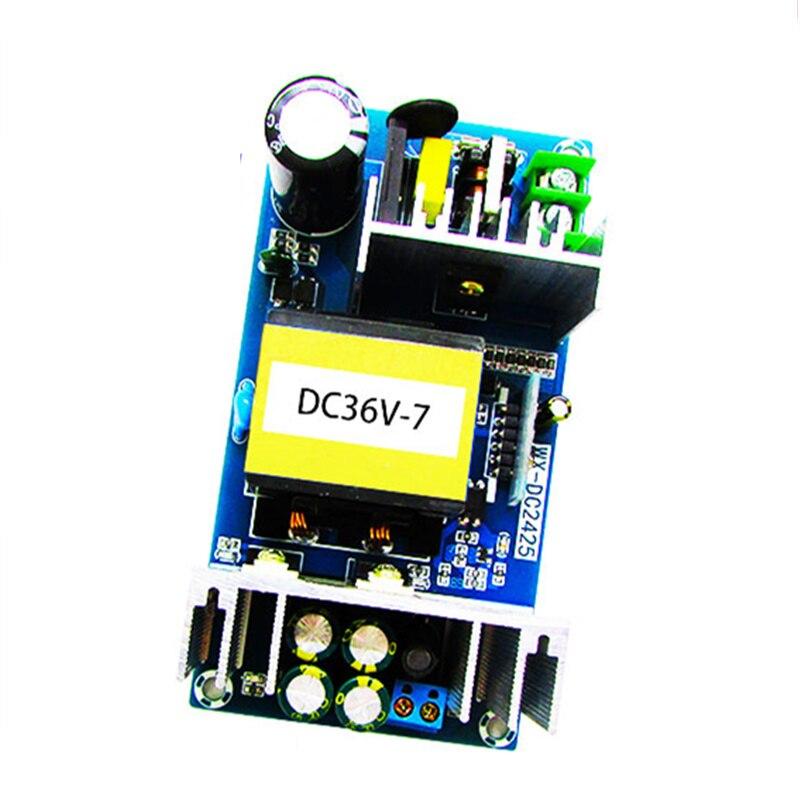 AC 110-245V к DC 36V 7A 250W Импульсный блок питания AC-DC
