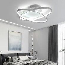 Modern Rings Led Ceiling Light