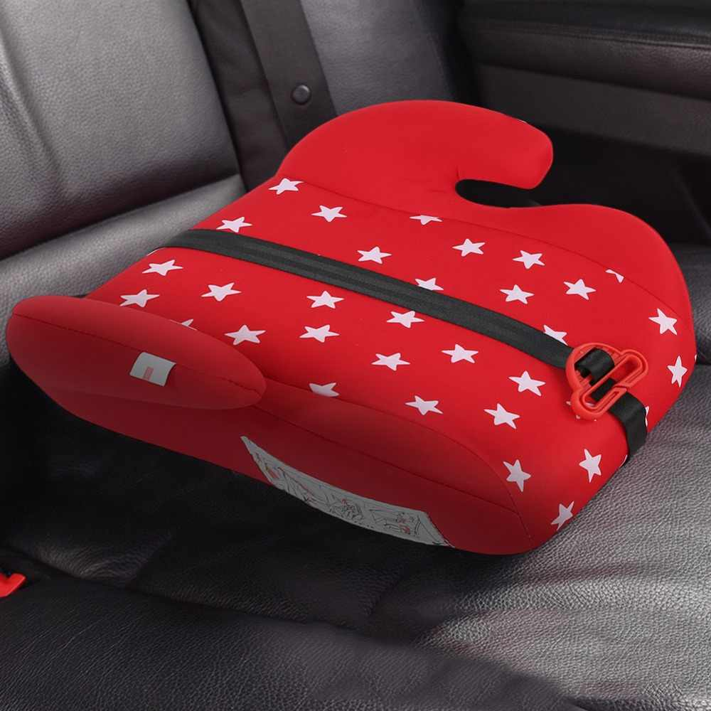 Baby Child Safety Car Booster Seat Multi-Function Thicken Chairs Cushion Sponge Increase Cushion Travel Infants Car Harness Seat