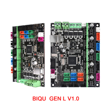 купить BIQU BIGTREETECH 3D printer board MKS Gen L V1.0 controller similar MKS Gen L V1.0 Reprap ramps 1.4 with stepper driver дешево