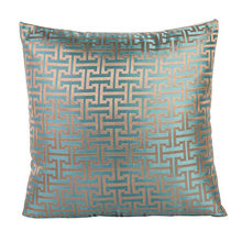 Embroidery Satin Luxurious office pillow pillow cushion Home decoration sofa cushions Car Cushion high quality(China)