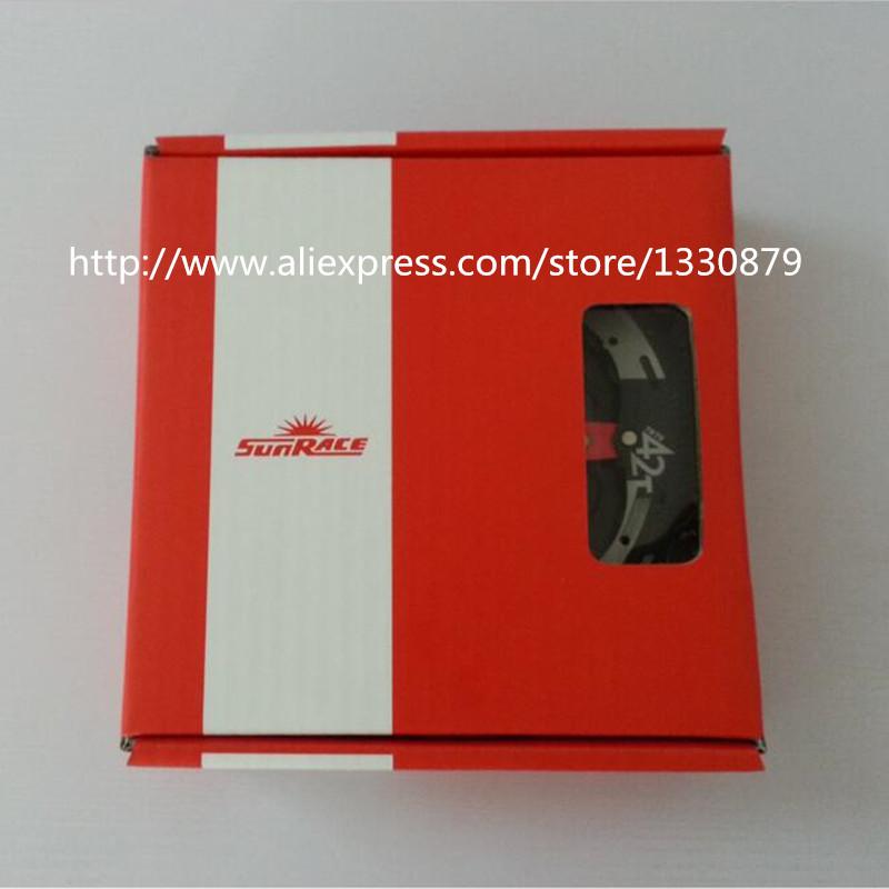 Prix pour SunRace 11-42 t dix Vitesse vélo roue libre SunRace Large thewire vélo VTT Cassette boîte d'origine