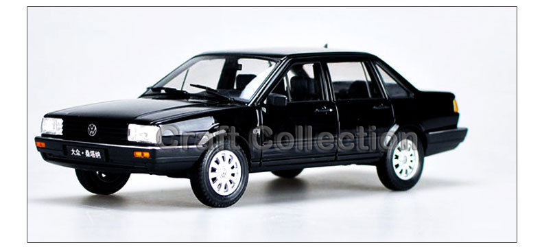 * WELLY FX 1/18 Volkswagen VW SANTANA PASSAT B2 Alloy Model Car