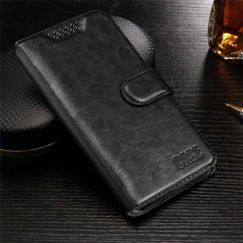 Cubot Note S Case 5.5 Lüks Orijinal PU Dəri örtük üçün Cubot - Cib telefonu aksesuarları və hissələri - Fotoqrafiya 3