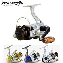 High quality Cheap Price HC1000 2000 6BB 8BB 12BB 5.5:1/5.2:1 Spinning Fishing Reel Carp Fishing Sea Fishing Pesca Fish Tackle
