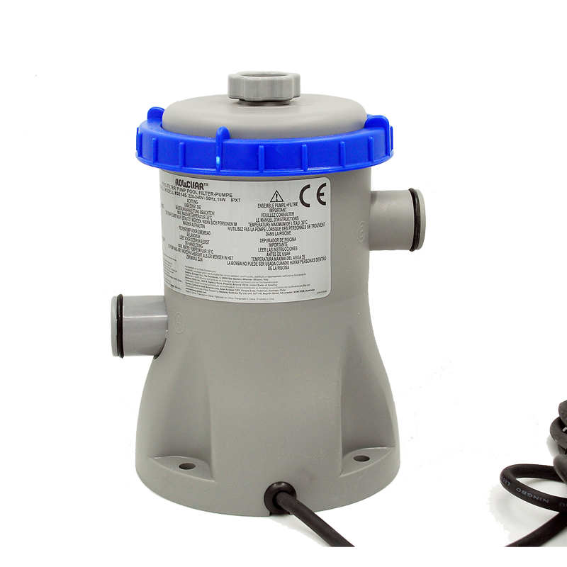 Coronwater Water Pump Filter for Home Swimming Pool Cycling Filtration 58381