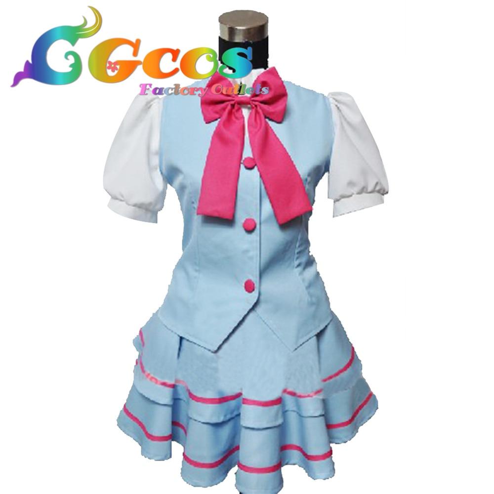 Dress up diary baju pelaut - Cgcos Gratis Pengiriman Cosplay Costume Senyum Cukup Cure Suite Precure Musim Panas Seragam Sekolah Baru Dalam