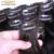 7A Barato Brasileiro Virgem Cabelo Remy Grampo Em Extensões Do Cabelo Humano 7/10 Pcs Escuro Cabeça Cheia Clipe Em Preto Em Extensões Do Cabelo da Onda Do Corpo