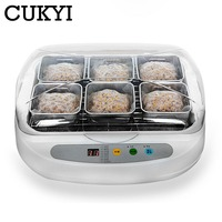 CUKYI Automatic electric household Natto Maker Multifunctional yogurt Tempeh pickle rice wine machine 3.5L big capacity