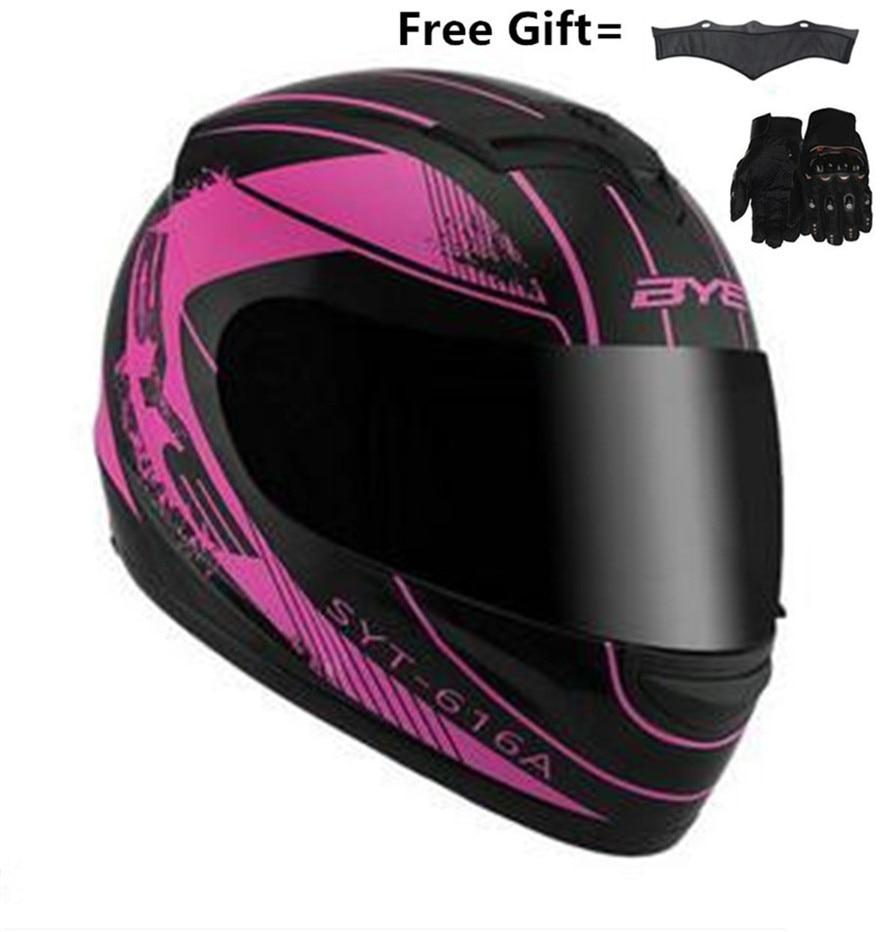 Street Motorcycle Helmet for Men & Women DOT Certified Full Face Motorbike Helmet for Cruisers Sports Street Bike
