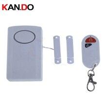 Пульт дистанционного управления, проводной дверной датчик, охранная сигнализация с 1 дверным датчиком, Противоугонная сигнализация, дверной мегнетический датчик, Спортивная сигнализация