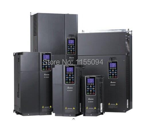 VFD007CH43A-21 Delta VFD-CH2000 inverter AC motor drive 3 phase 380V 750W 1HP 3A 600HZ new in box vfd007e11a delta vfd e inverter ac motor drive 1 phase 110v 750w 1hp 4 2a 600hz new in box