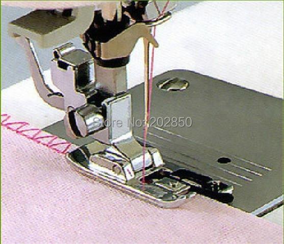 Binnenlandse Multifunctionele Naaimachine Hemmer/Overlock Naaivoet, 7301/7301C/7310G, 2 Stks/partij, Fit Voor Juki Zanger, Brother...