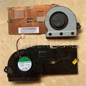 CPU Cooler Heatsink Fan For ASUS VivoBook S200E X201E X202E V X202EP F201E Q200E I EF50050S1-C170-S99 AB05105HX060B00(China)
