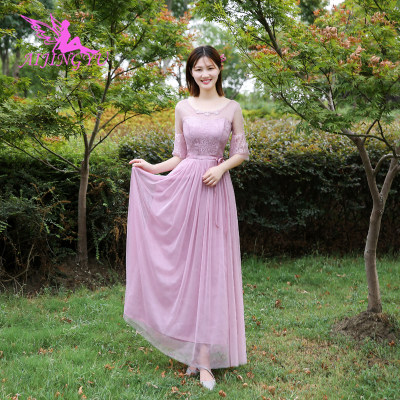 2018 fashion plus size   bridesmaid     dresses   short wedding party   dress   BN983