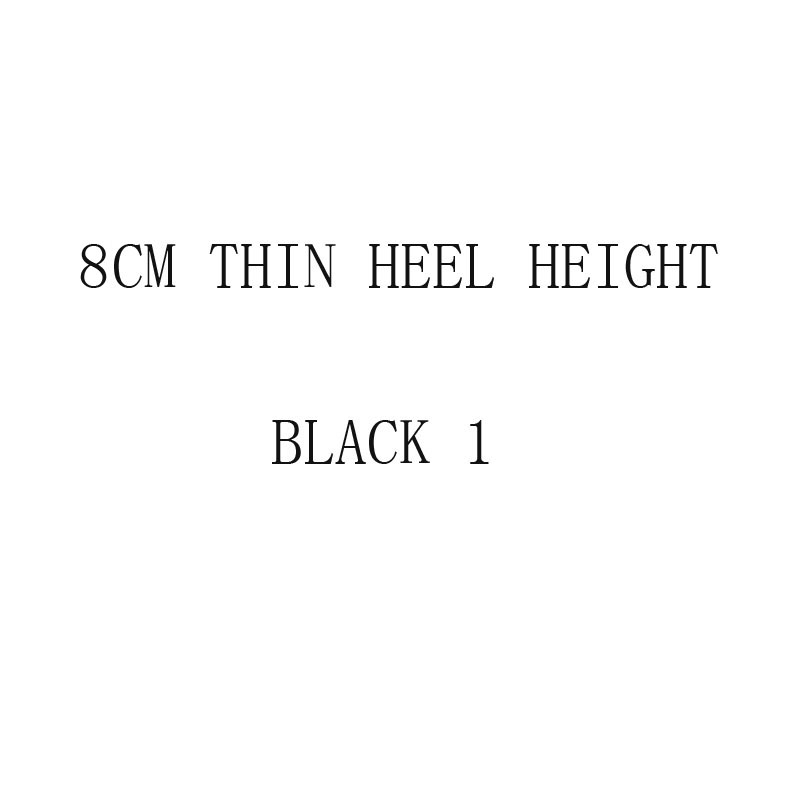 Women Canvas Shoes Denim High Heels Shallow Mouth Shoes Fashion Women Pumps  Shoes 6CM 8CM 617cfbba7309