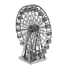 Ferris wheel style kids toys metal 3d puzzle toys DIY assembling miniature model kit toys 3d