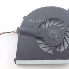 Высокое качество нового охлаждения мощный вентилятор для струйного принтера Hp Cq58 650 655 G58 ноутбук Тетрадь теплоотводы