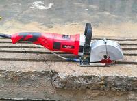 В Высокое качество 220 в электрические стены паз резки долбежный станок для гранита мрамора стали бетона 4000 Вт