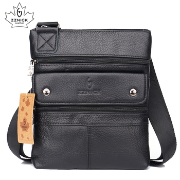 2018 Fashion Genuine Leather men bags male cowhide flap bag Shoulder Crossbody bags Handbags Messenger small men Leather bag 2017 new fashion brand women handbags genuine leather cowhide lock flap bag handbag lady shoulder crossbody messenger bags party page 4