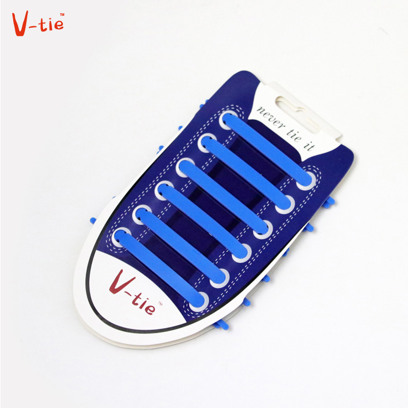 Suit 1-50 Sets Men Solid Dark Blue Arrow-shaped Creative Flexible Silicone Lazy Creative No Tie Shoelaces Elastic Silicone Laces creative book shaped wired telephone deep blue