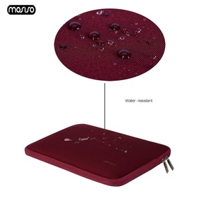 Image 5 - MOSISO Waterproof Laptop Sleeve Notebook Bag Pouch Case for Macbook Air 11 12 13 14 15 Pro 13.3 15.4 Retina Unisex Computer Bags