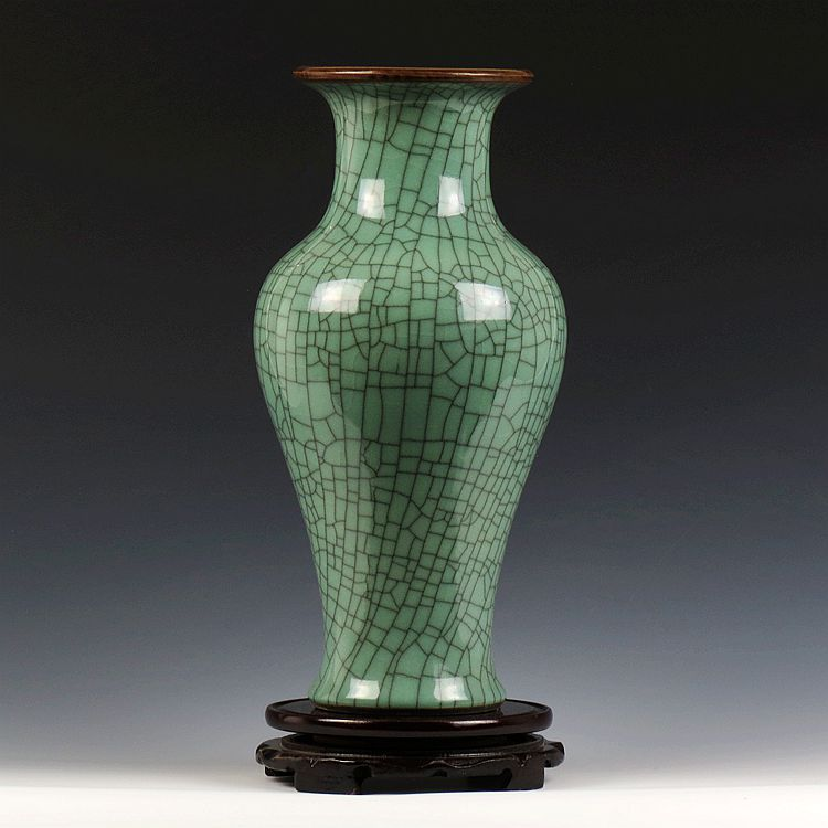 Aliexpress Buy Lots Of Celadon Crackle Chinese Porcelain Vases