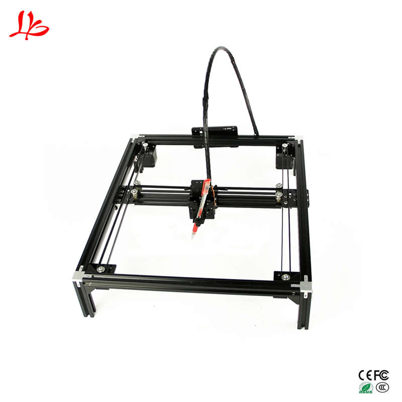 DIY laser engraving machine drawbot pen drawing machine A4 A3 engraving area frame X Y plotter