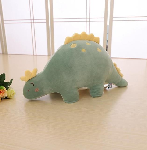 1pc 30/45cm Cute Dinosaur Plush toy Cartoon Tyrannosaurus Dolls Stuffed toys for Children Kids Birthday Gift