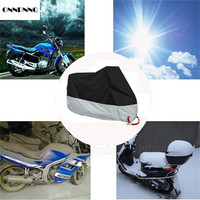 Waterproof Motorcycle Garments Sun Hood Electric Car Shade Rain Cover