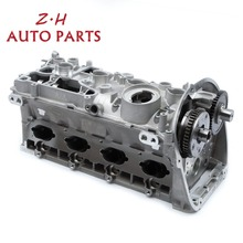 цена на NEW Engine Cylinder Head Assembly With Camshaft Hydraulic Tappet 06H 103 903 X For Audi A3 S3 Q3 TT VW Passat Eos Jetta 1.8/2.0T