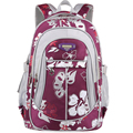 Children's School backpack Borse Bags Waterproof Primary School Backpacks Girls Mochila Infantil Zip bag