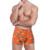 4 pçs/lote Underwear Confortável U Convexos Boxer Shorts dos Pugilistas dos homens Cueca Man underwear Penis Alargamento do Sexo Masculino Cuecas