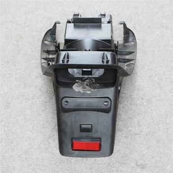 Reflective Rear Tire Fender License Brackets for Honda CB400 92-98 93 94 95 96 97 Motorcycle New