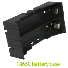 10×18650 Battery Case Box 3.7V Batteries Holder Storage Container Organizer For 2×18650 Bateria Cell Plastic Box Free Shipping