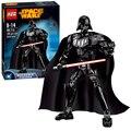 Señor Anakin Skywalker Darth Vader Star Wars Lightsaber compatible Con Legoe Bloques de Construcción de Ladrillos de Star Wars Figura de Acción Juguetes