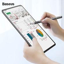 Baseus Capacitive Stylus Touch Pen For Apple iPhone Samsung iPad Pro PC Tablet Touch Screen Pen Mobile Phones Stylus Drawing Pen цена и фото