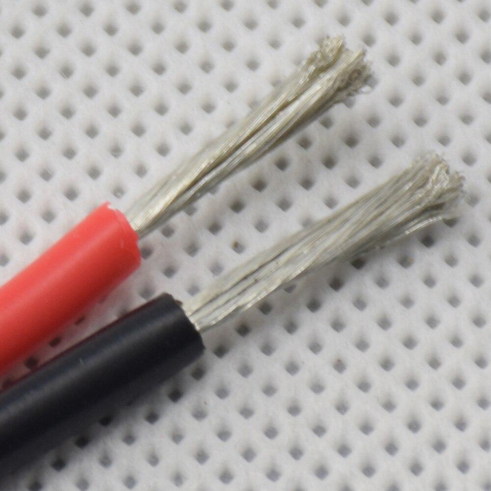 16 AWG (5 mt) Gauge Silikon Draht Flexible Litze Kupfer Kabel für RC ...
