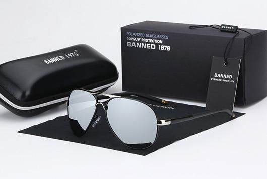 2020 HD Polarized UV 400 men's Sunglasses brand new male cool driving Sun Glasses driving eyewear gafas de sol shades with box 13
